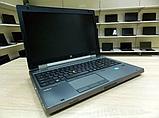 Ігровий ноутбук HP EliteBook 8560W + (Core i5) + 16 ГБ RAM + SSD + Гарантія, фото 3