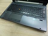 Ігровий ноутбук HP EliteBook 8560W + (Core i5) + 16 ГБ RAM + SSD + Гарантія, фото 6