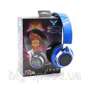 Навушники бездротові з мікрофоном J39S BT