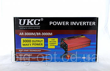 Преобразователь AC/DC 3000W AR UKC 24V