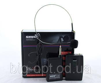 Микрофон DM SH 100C безпроводная гарнитура