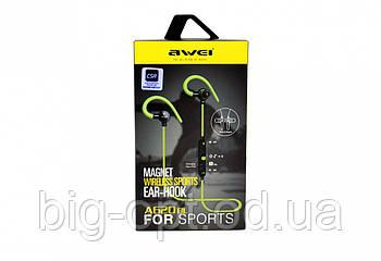 Навушники бездротові з мікрофоном Awei A620BL BT