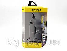 Бездротові навушники з мікрофоном Awei A960BL BT