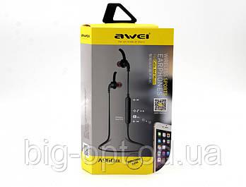 Навушники бездротові з мікрофоном Awei A960BL BT