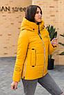 Куртка женская утепленная осень 2020-2021, фото 3