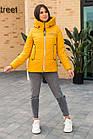 Куртка женская утепленная осень 2020-2021, фото 2