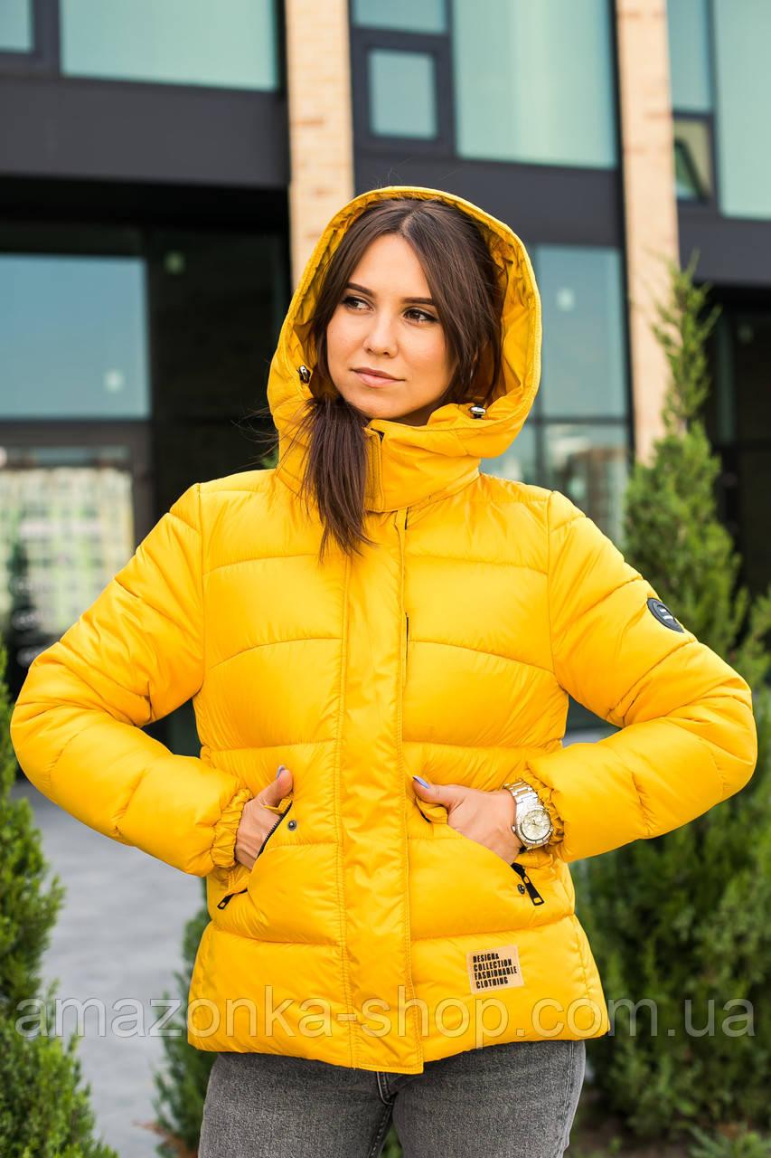 Куртка женская демисезонная осенняя 2020-2021