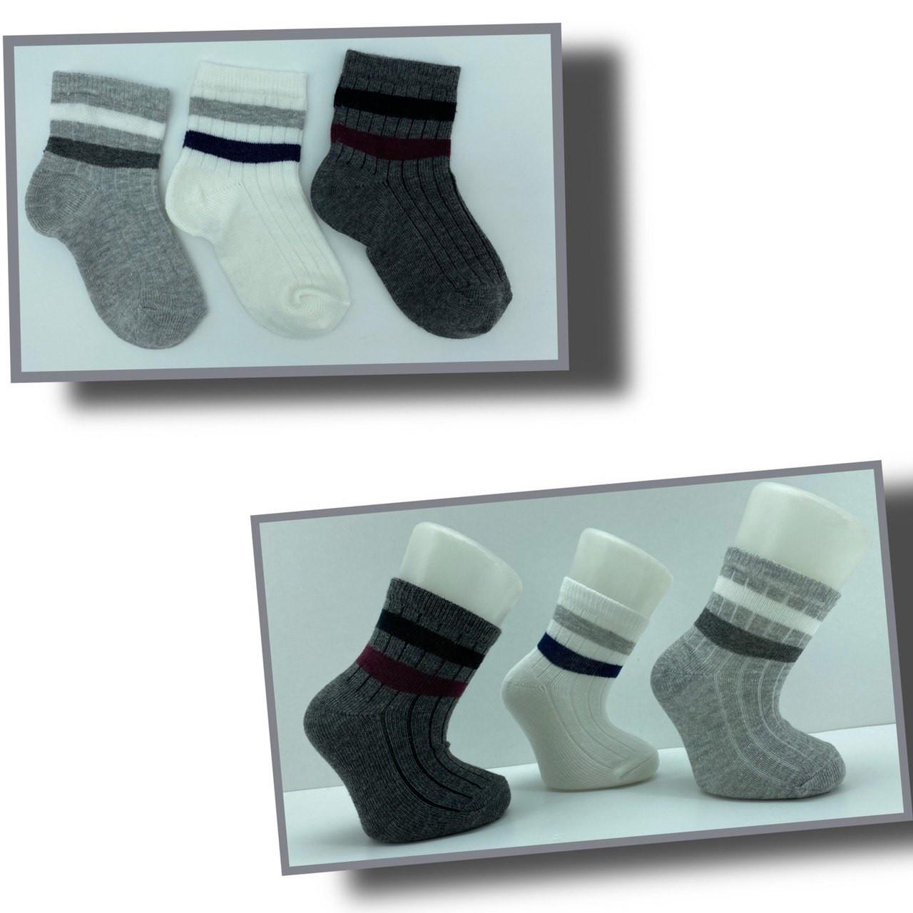 Носки хлопковые для малышей 12-18 мес ТМ Belino 4489612730200