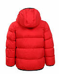 Демисезонная двухсторонняя курточка на мальчика в трёх цветах, Glo-story Венгрия, фото 6