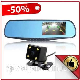 Видеорегистратор-зеркало BLАСKBОХ DVR, зеркало с камерой заднего вида FullHd