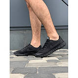 Кроссовки мужские Nike G9385-6 черный лето-весна, фото 2