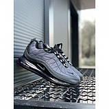 Кроссовки мужские Nike А818-2 серые весна-осень, фото 4