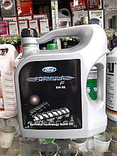Моторне масло FORD FORMULA F 5W-30, 5л.