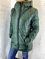 "Куртка жіноча ""Cellin"" смарагдова 46"