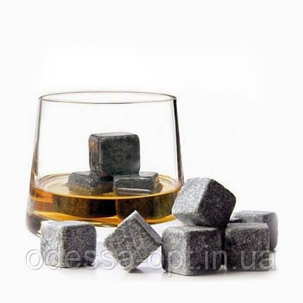 Камені для охолодження напоїв Whiskey Stones, фото 2