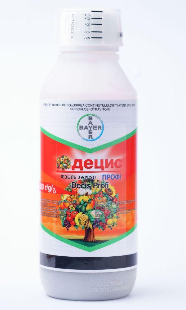 Инсектицид Децис Профи контактно-кишечного действия  дельтаметрин, 250 г/кг 0,6 кг