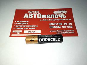 Батарейка пальчиковая ААA пр-во Duracell