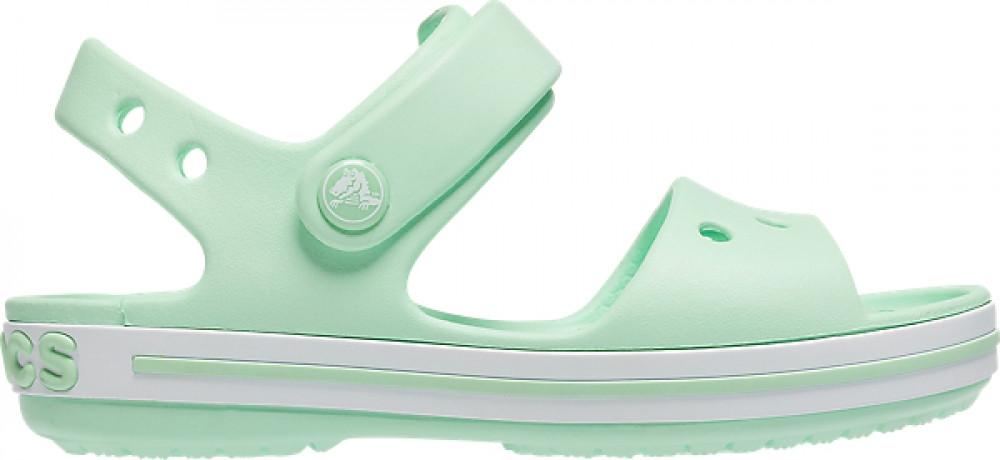 Крокси Крокбенд Сандалі Дитячі Crocband Sandal Kids М'ятного кольору