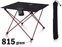 Стол складной туристический EagleRock ультра легкий, раскладной стол для кемпинга, рыбалки, столик для пикника