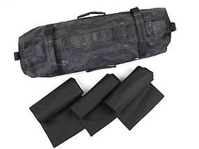Сумка Sand Bag 40 кг (Kordura) Камуфляж, фото 3