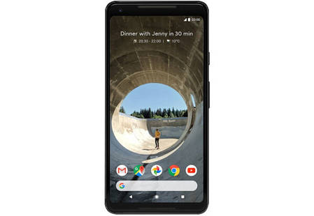 Смартфон Google Pixel XL 64 Gb Black Stock B, фото 2
