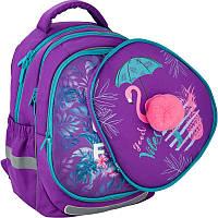 Рюкзак школьный ортопедический Kite Education Beautiful tropics (K20-700M(2p)-1)