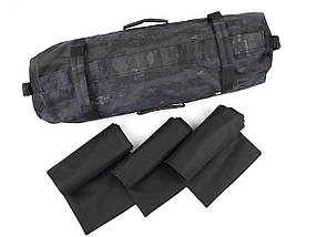 Сумка Sand Bag 50 кг (Kordura) Камуфляж, фото 3