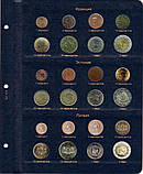 Альбом для монет стран Евросоюза регулярного чекана, фото 6