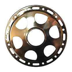 Защита колеса металлическая малая 13 см