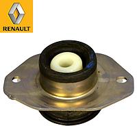 Подушка двигателя под КПП левая, круглая на Renault Trafic 2.5dCi (2003-2014) Renault (оригинал) 8200065989, фото 1