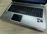 "17.3"" Экран! Игровой ноутбук HP Pavilion DV7 + (Core i7) + SSD + Гарантия, фото 4"