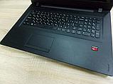 """17.3"""", Екран!! Потужний ноутбук Lenovo 110 17 + (Чотири ядра) + ІДЕАЛ + Гарантія, фото 4"""