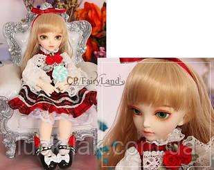 БЖД кукла ЛиттлФи, Littlefee, Chloe, Хлоя, коллекционная шарнирная кукла 1/6, модель FL, полный комплект