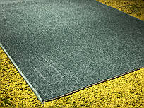 Однотонная ковровая дорожка 100; 200; 300; 400 см