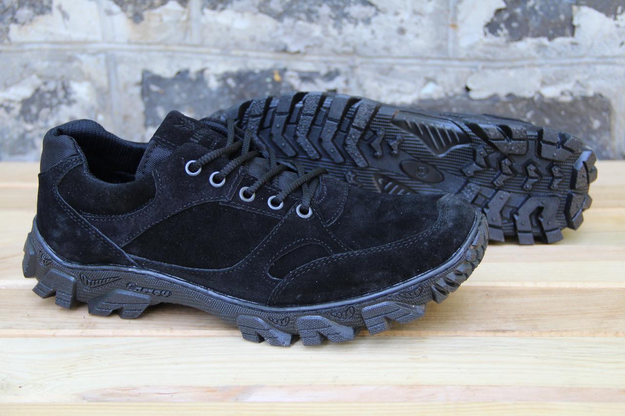 Тактические кроссовки из натуральной кожи Armos 1 черный