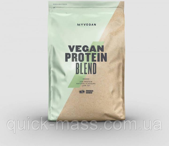 Веганский протеин MyProtein Vegan Blend 1000g