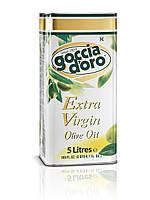 Оливковое масло Goccia D'oro Olio Extra Vergine di Oliva 5 л ж.б.