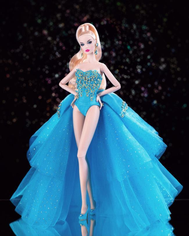 Коллекционная кукла Integrity Toys 2020 Poppy Parker Masquerade Magic 77184