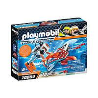 """Игровой набор """"Шпионское подводное крыло"""" Playmobil (4008789700049)"""