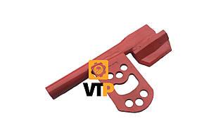 Сошник Vaderstad 432116 (99.VA-02L) лівий (трубчастий насіннєпровід)