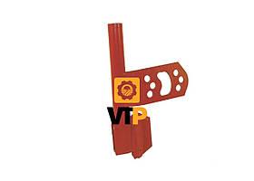 Сошник Vaderstad 432117 (99.VA-02R) правий (трубчастий насіннєпровід)
