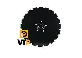 Диск Vaderstad 451372  D=410мм, h=5мм (5отв.) сівалки конічний