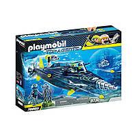 """Игровой набор """"Подводный бур команды А.К.У.Л.А."""" Playmobil (4008789700056)"""