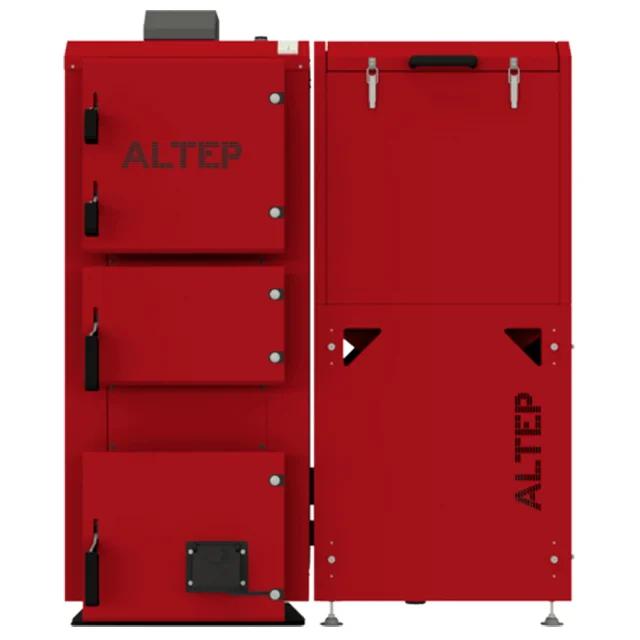 Твердотопливные котлы на пеллетах Альтеп Duo Pellet 50 кВт с автоматической подачей топлива