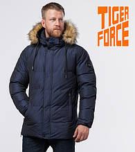Tiger Force 71550   Мужская зимняя куртка темно-синяя L