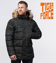 Tiger Force 76029   Зимняя куртка темно-зеленая