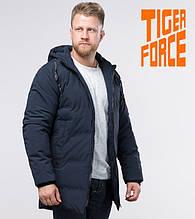 Tiger Force 70911   Куртка мужская зимняя темно-синяя