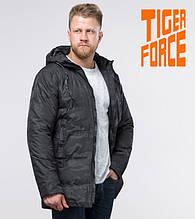 Tiger Force 59910   Мужская зимняя куртка черная