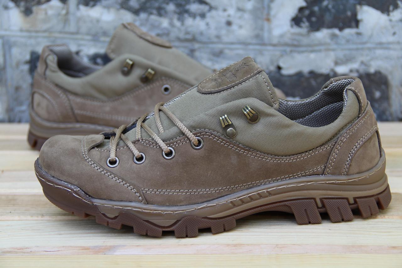 Тактические кроссовки из натуральной кожи Экстрим