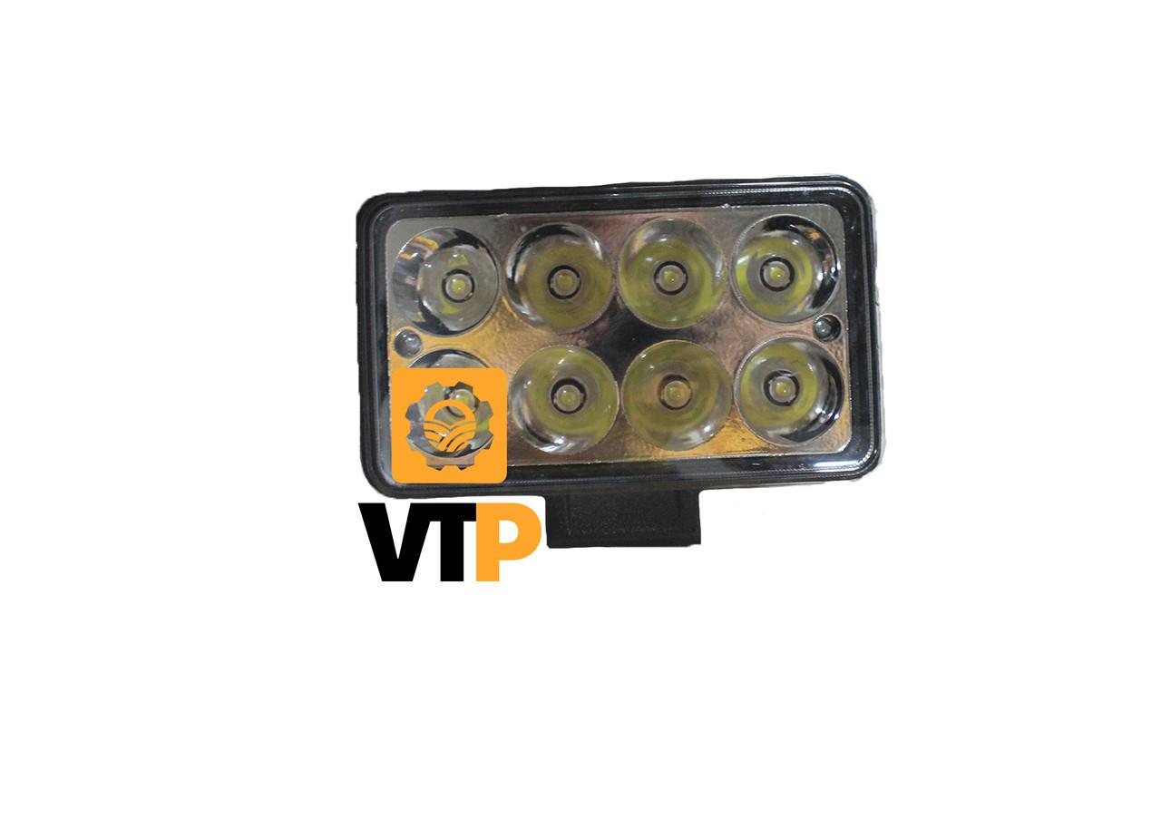 Світлодіодна Фара FL-63 12-80V DC Потужність:24W Люменів:2400LM Колір світла:7000K Клас вологонепроникності:IP67